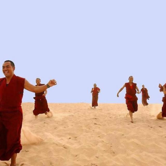 The Beach Monks
