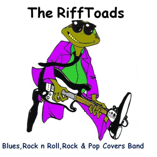 The RiffToads