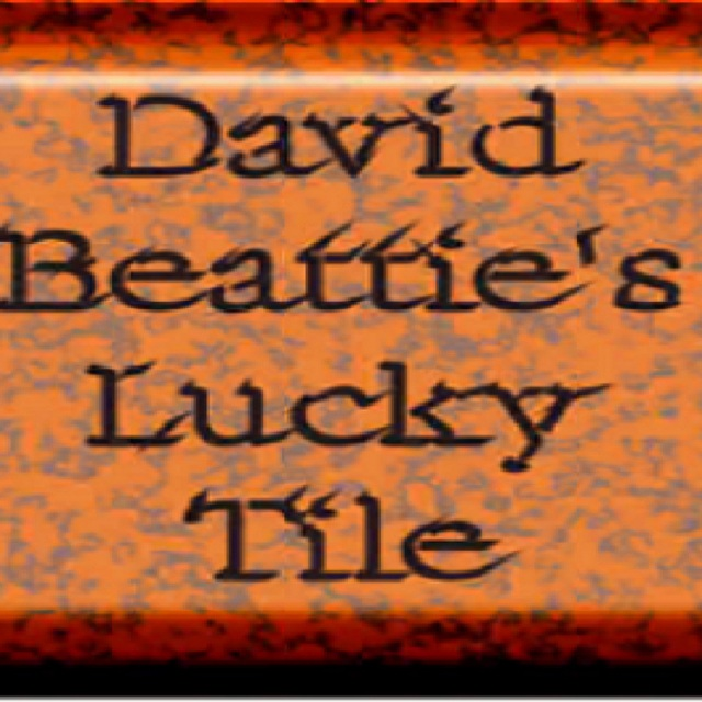 David Beattie's Lucky Tile