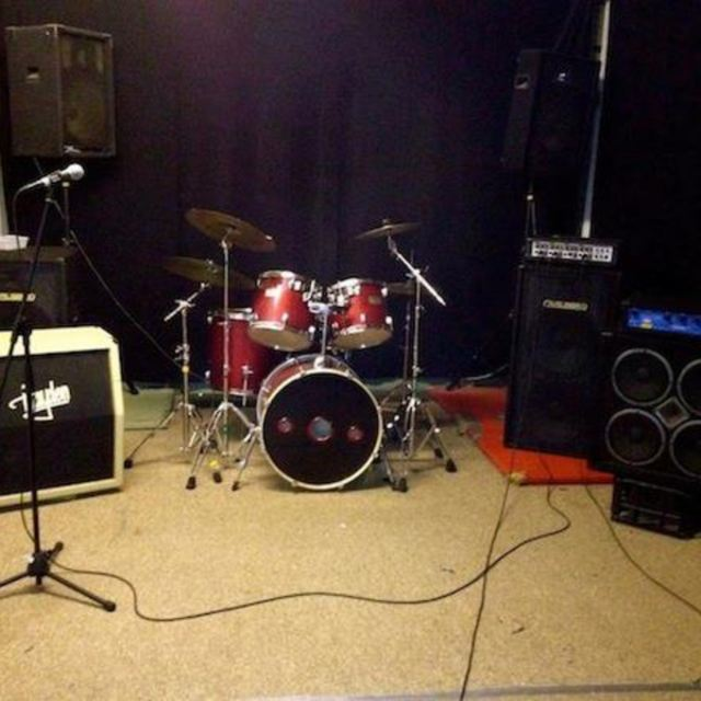 RADAR  REHEARSAL  ROOMS  derby