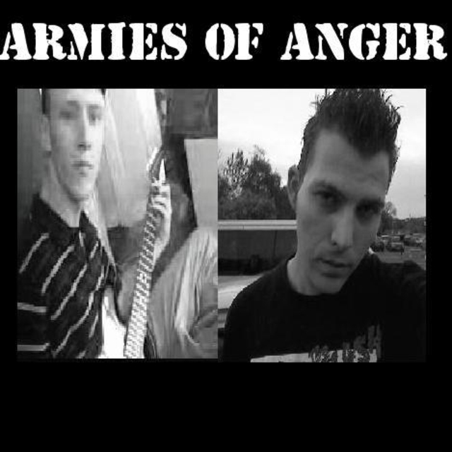 Armies Of Anger
