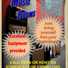Factory Music Rooms