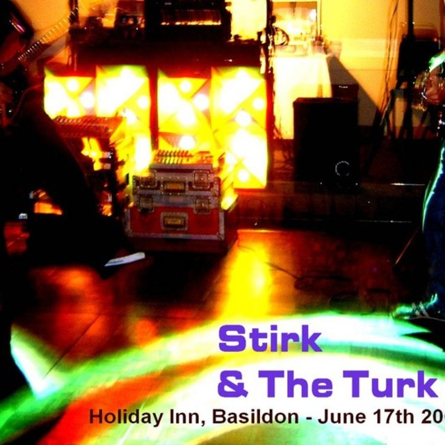 Stirk And The Turk