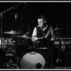 Iain on Drums