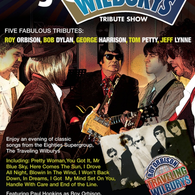 Traveling Wilburys Tribute Show
