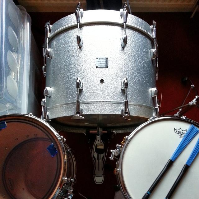 Alex G drums