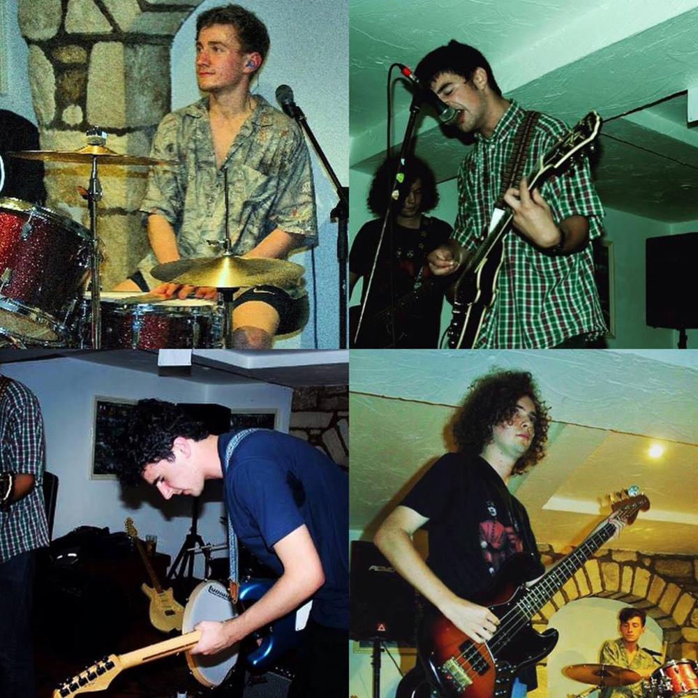 The baths band