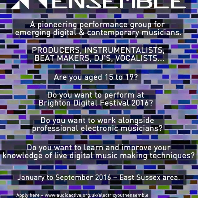 Electric Youth Ensemble