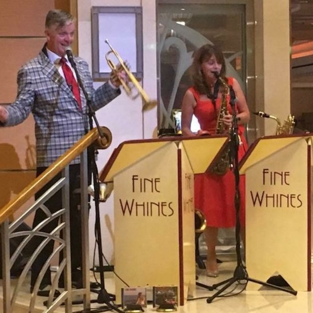 Fine Whines Vintage Jazz