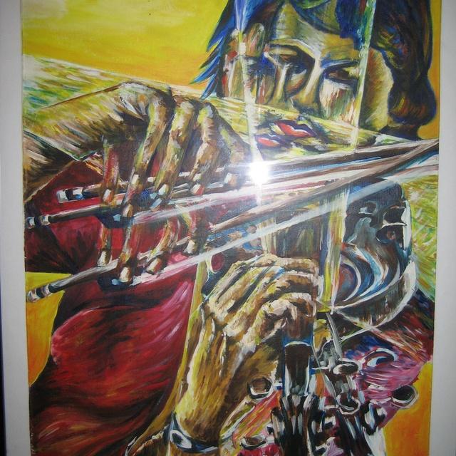 Violinist-Singer