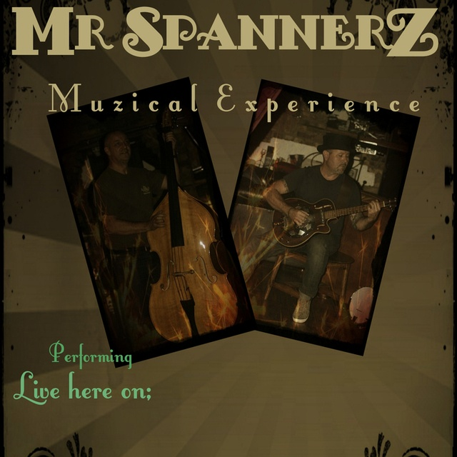 the amazing mr spannerz musical experience
