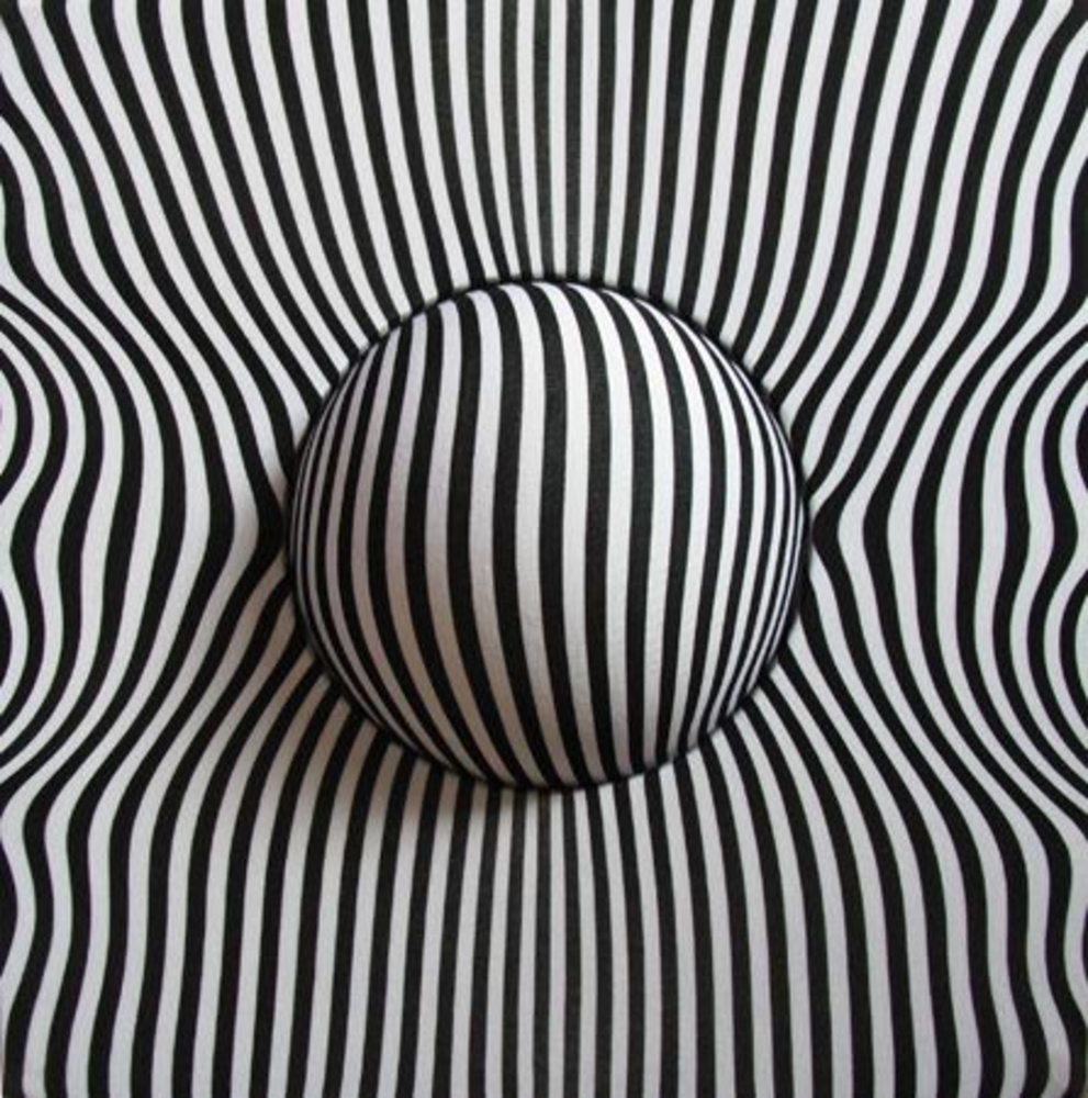 optical illusion illusions op 3d optique drawings trompe cool oeil bandmix tangled heart coloring drawing pages line patterns wood sphere