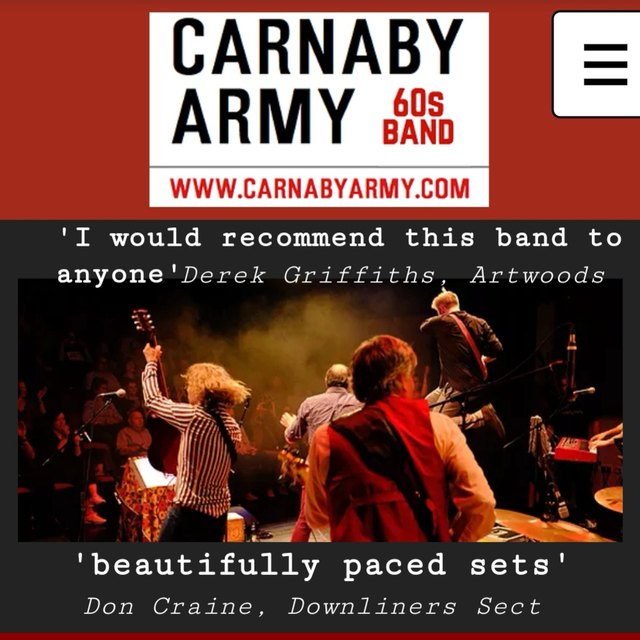 Carnaby Army