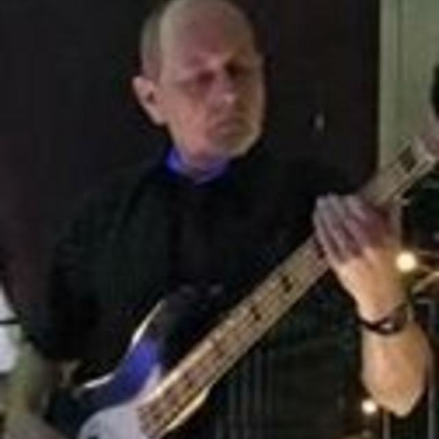 Paddy the bass