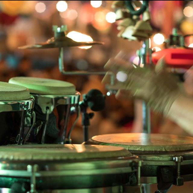 Mowtown Drummer