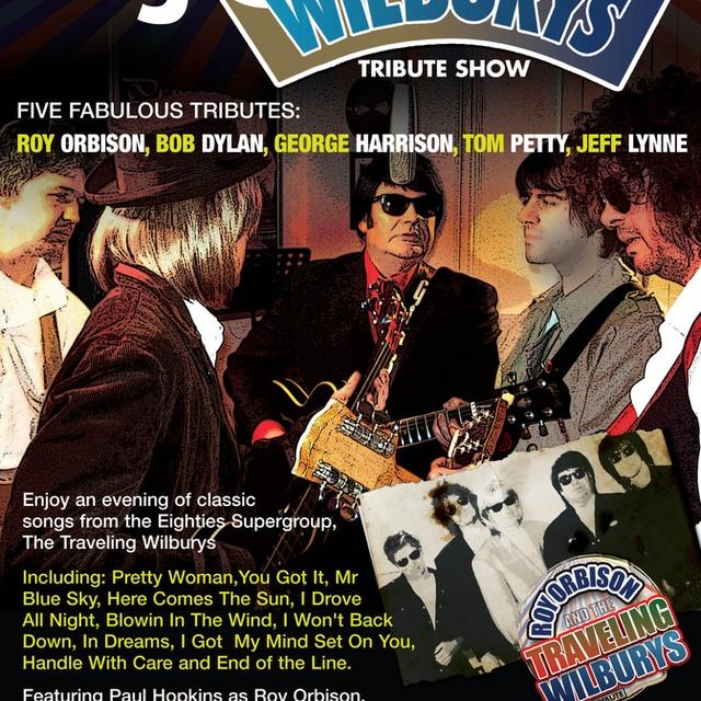 Traveling Wilburys Tribute Show