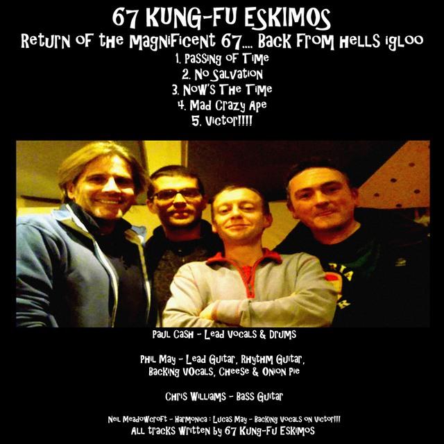 67 Kung-Fu Eskimos