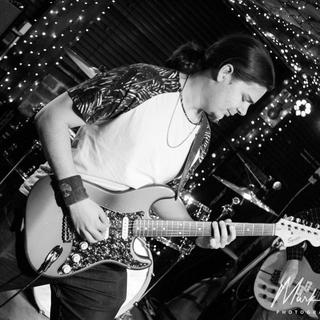 James Moule - guitarist