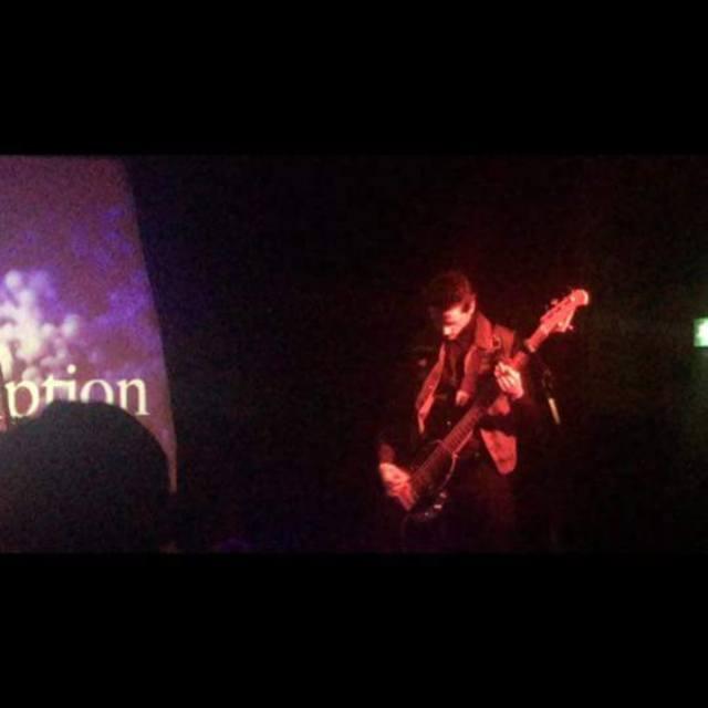 Callum the bassist