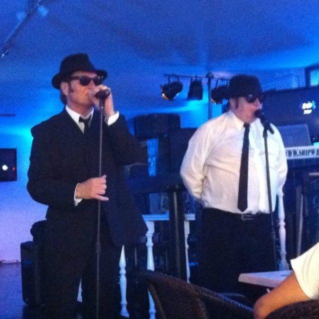 The Blues Brothers inc