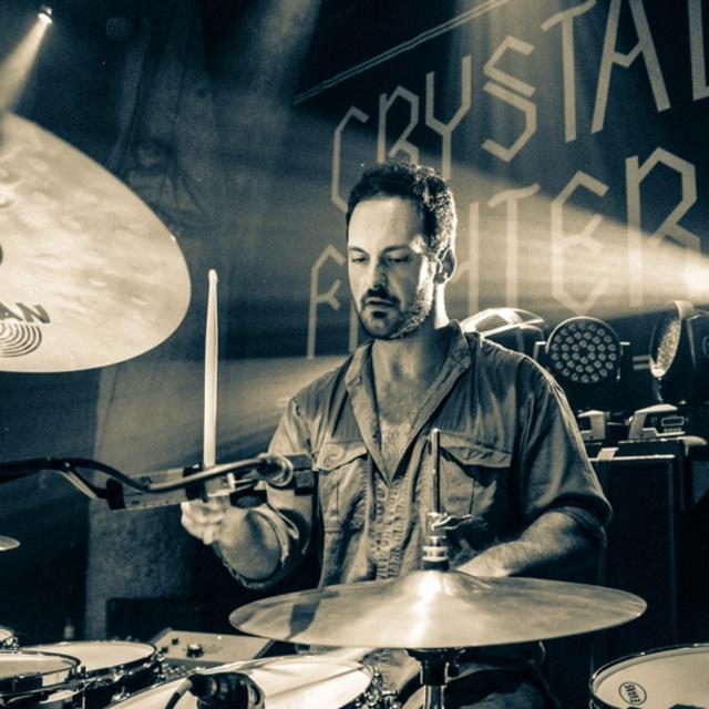 Andrea Marongiu Session Drummer