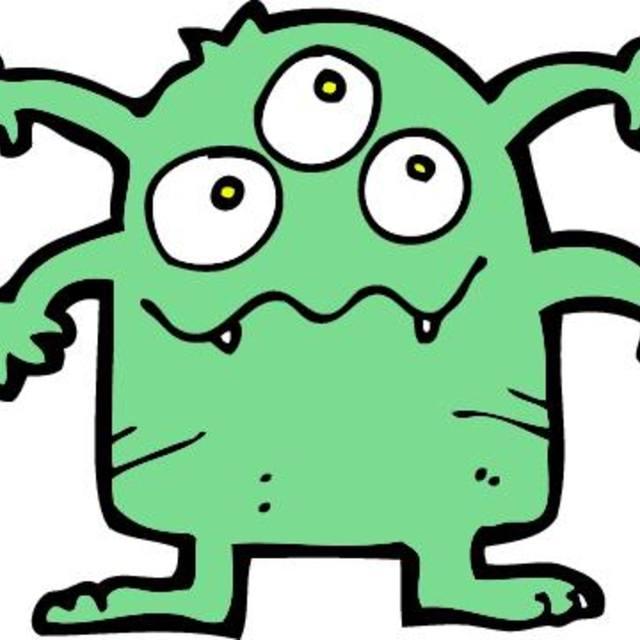 Monster Veggie