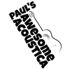 Pauls awesome acoustica