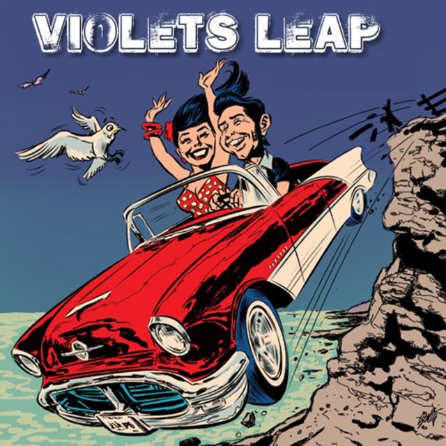 Violets Leap