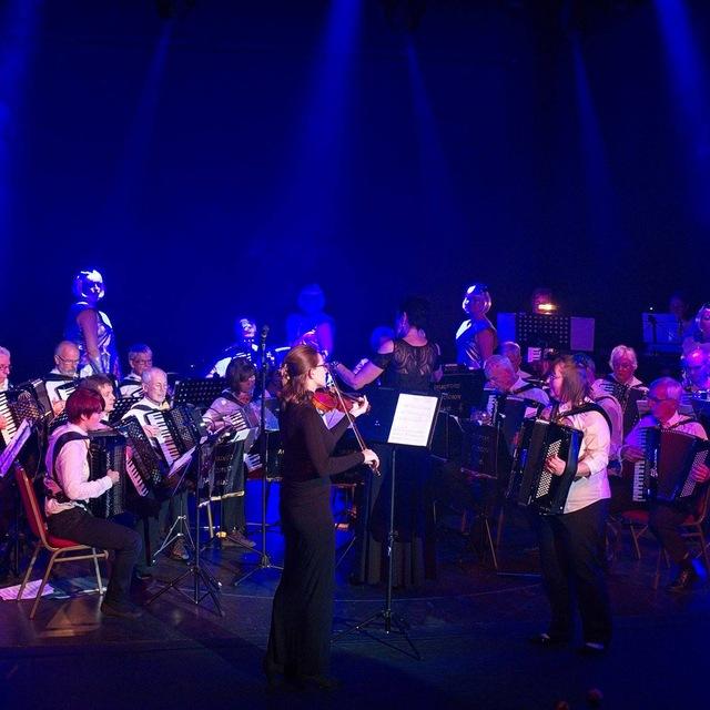 Bradford Accordion Band