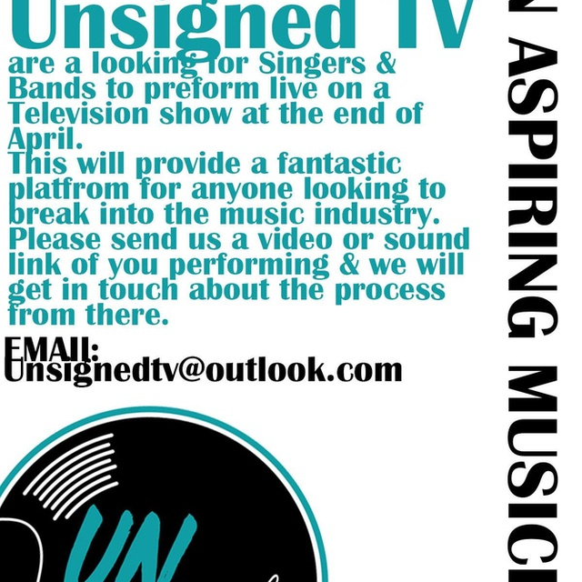 UNsigned TV