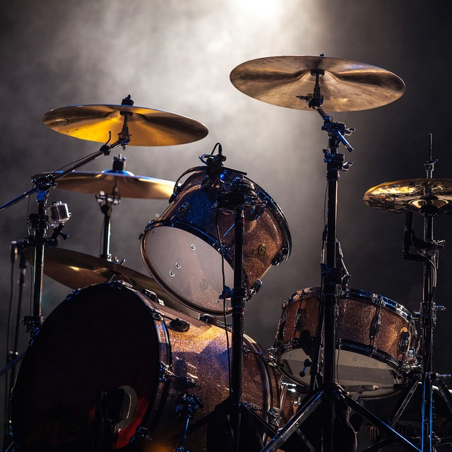 A drummer called Jenk