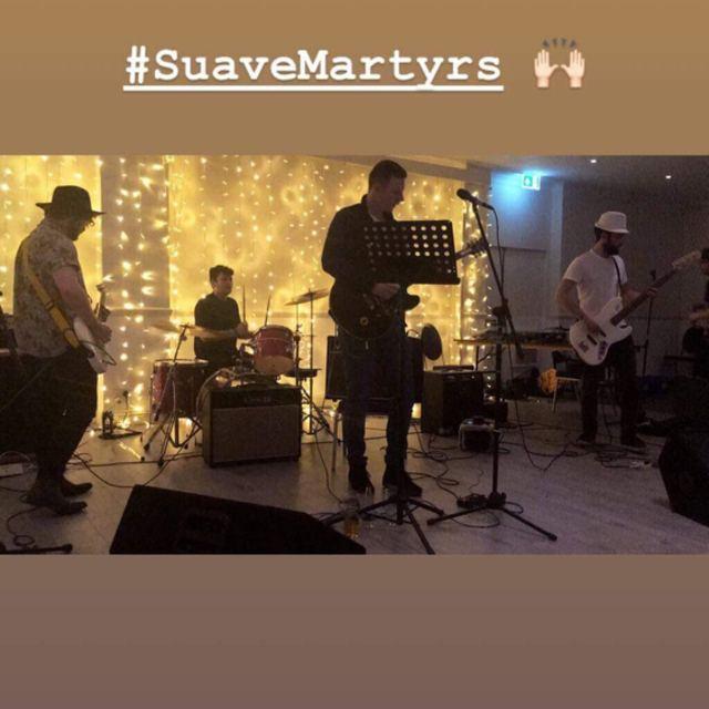 SuaveMartyrs