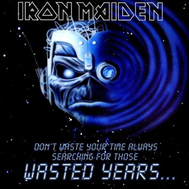 Wasted Years (Iron Maiden Tribute)