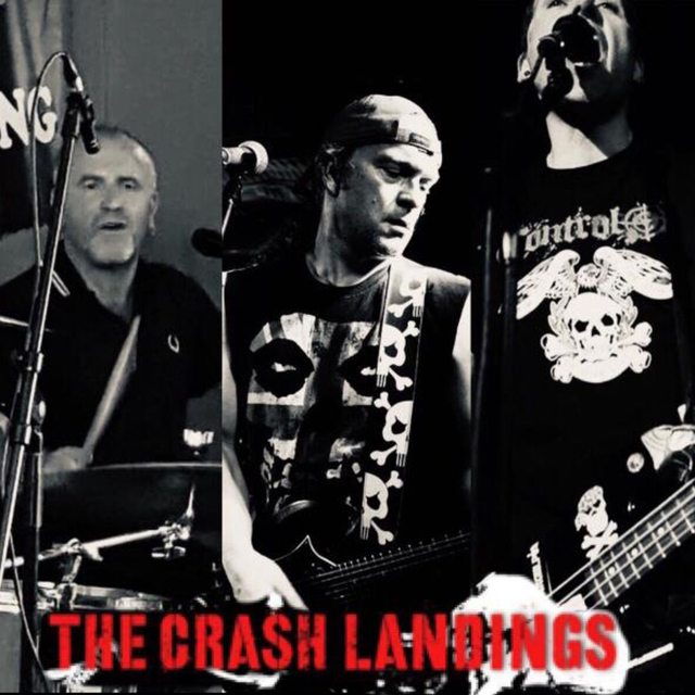 The Crash Landings
