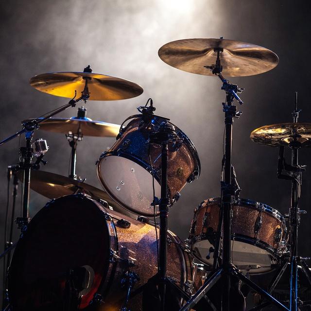 DrummingSolo