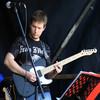 karl vonkalason guitarist