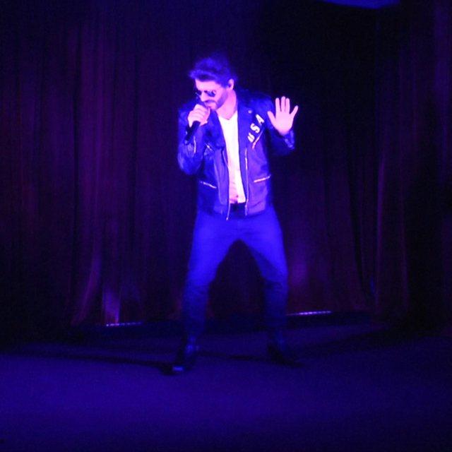 George Michael Tribute Artist