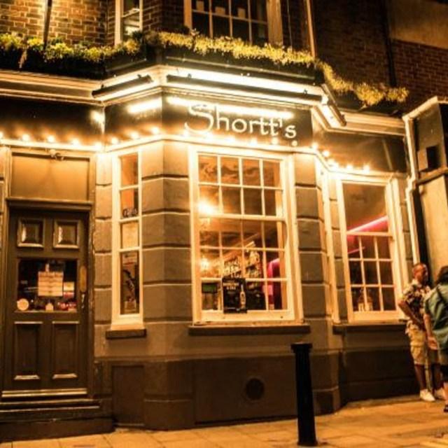 Shortts Bar