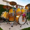Monkey The Drummer