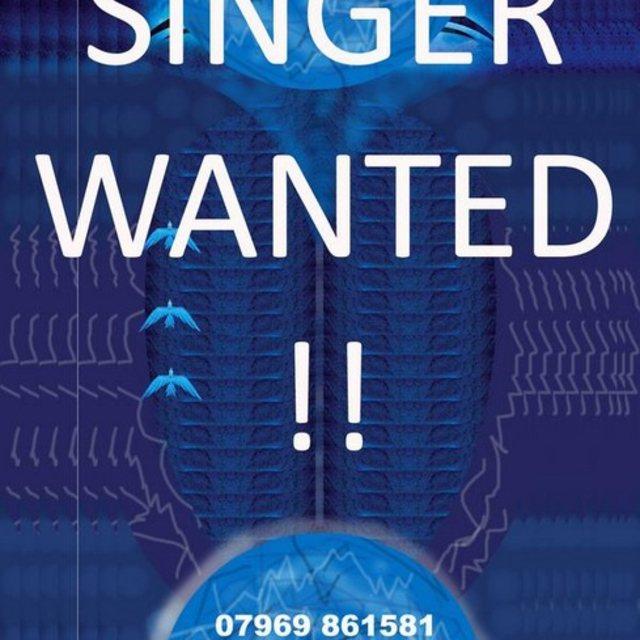 Rock band SEEKING SINGER!!