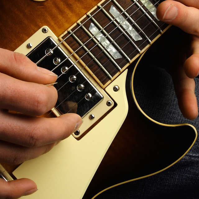 Blues and classic rock