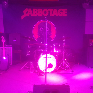 Sabbotage - Black Sabbath Tribute