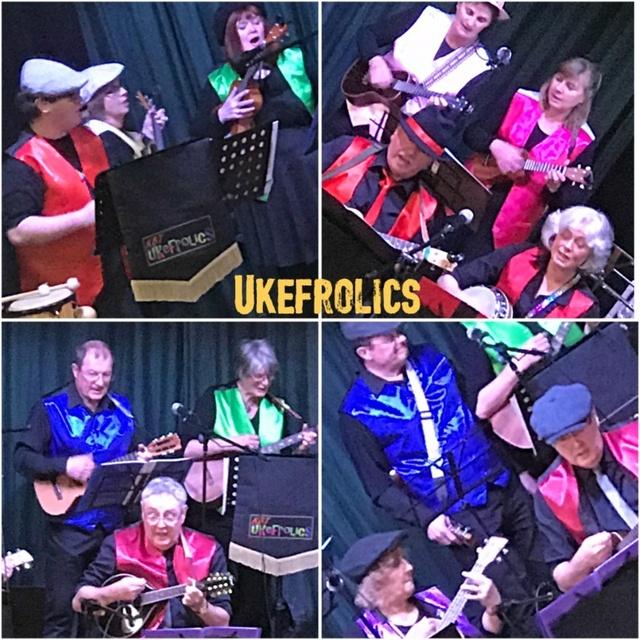 Ukefrolics