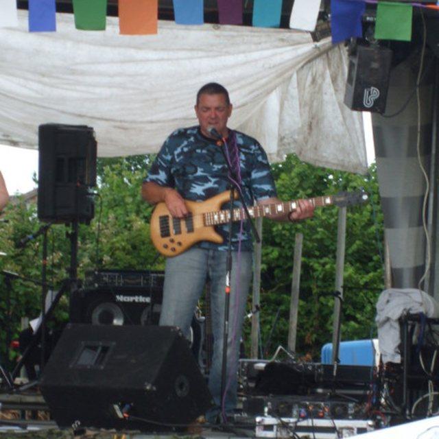 Steve the bass