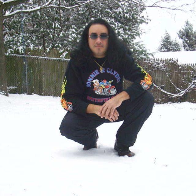 Eloy Posada U.S.A Rocker