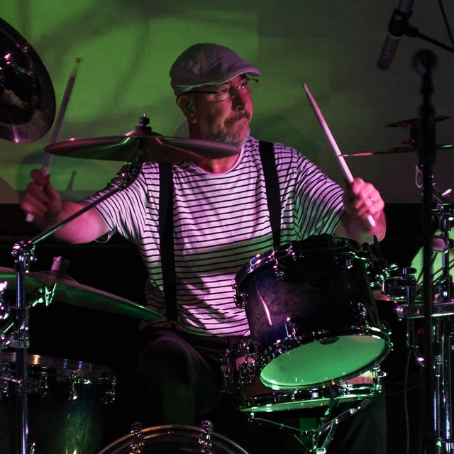 Drums for tribute band