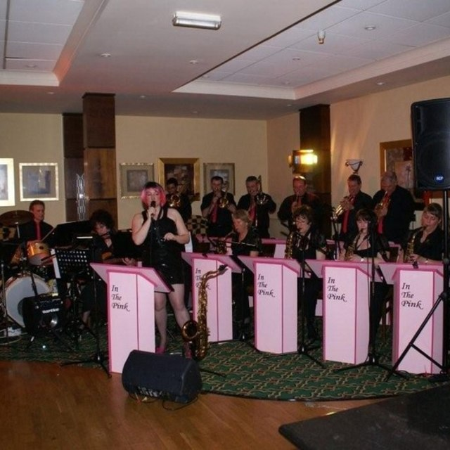 In The Pink Big Band