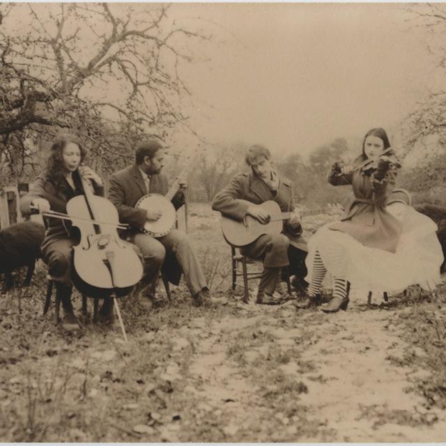 The Glue Ensemble