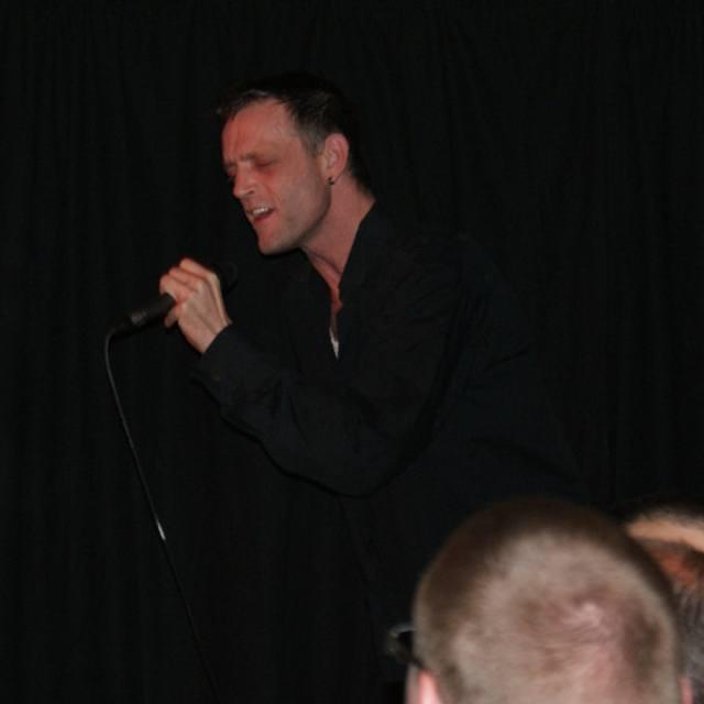 Pete mature semi pro singer