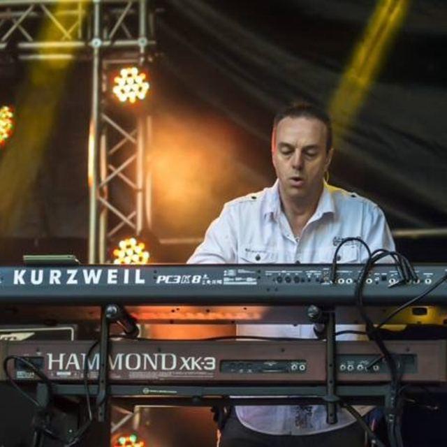 Splitpin - Hammond n Keys Player